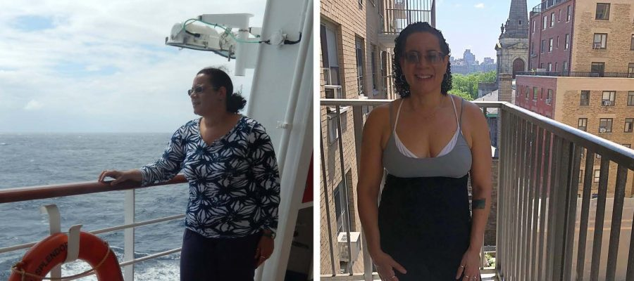 HodgeonRepeat - Jill Hodge Before and After Weight Loss Photos