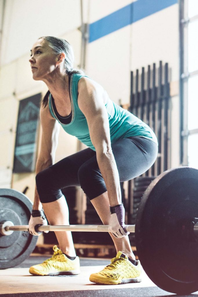 HodgeonRepeat blog - women over 50 lifting weights