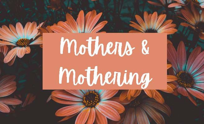HodgeonRepeat blog - Mothers and Mothering Journal Prompts - orange flowers