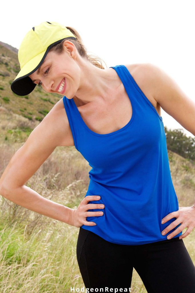 HodgeonRepeat blog - woman over 40 exercising