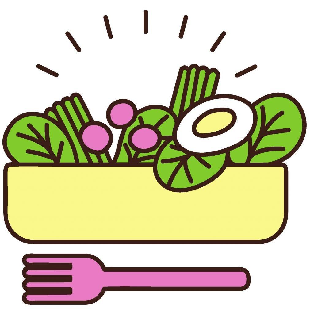 HodgeonRepeat salad icon